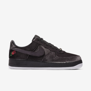 Tenis Nike Air Force 1 '07 Masculino Pretas/Branco | Pt-78860