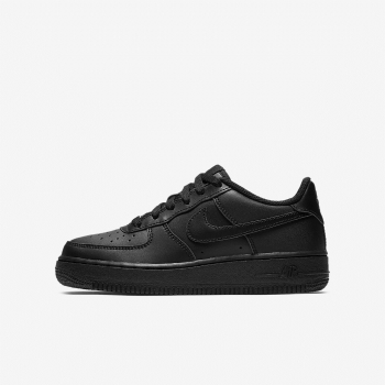 Tenis Nike Air Force 1 Menino Pretas | Pt-95545
