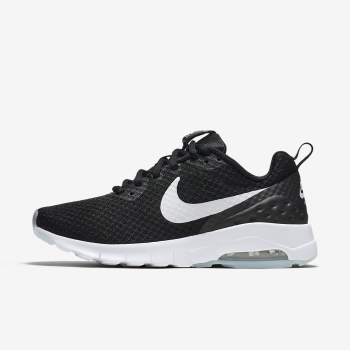 Tenis Nike Air Max Motion Low Feminino Pretas/Branco | Pt-98103